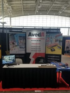 Visit Aved at Booth 1036 at the Design & Manufacturing New England on April 18 & 19