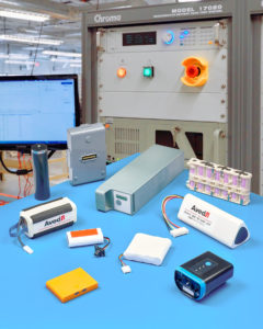 Custom High-reliability Battery Solutions Receive Dedicated Testing from Chroma 17020 System